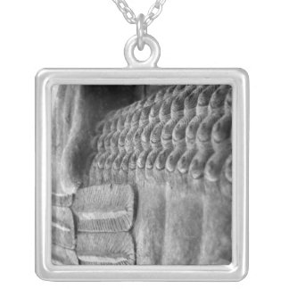 Assyrian Sculpture | Customizable Necklace