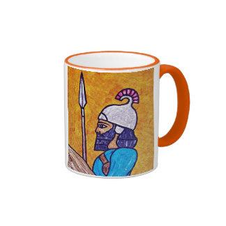 Assyrian Spearman Coffee Mug