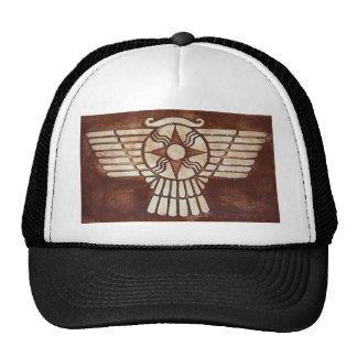 Assyrian Winged Disc Trucker Hat