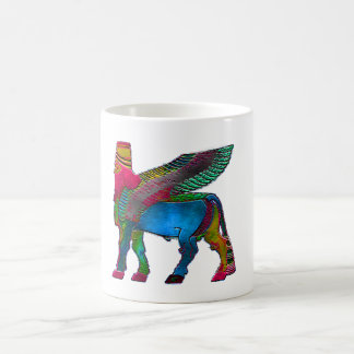 "Assyrian wingedbull ""Lamassu"" Mug"