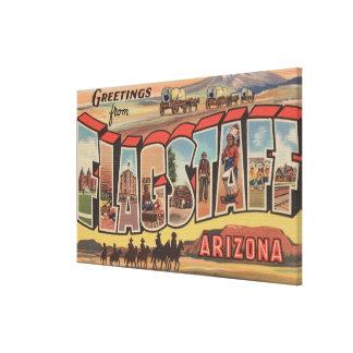 Asta de bandera, Arizona - escenas grandes de la l Impresion En Lona