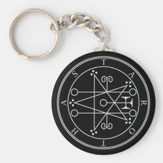 Astaroth[1] Basic Round Button Keychain