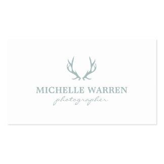 Astas bohemias en los fotógrafos blancos, Crafters Tarjetas De Visita