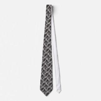 Astas de los alces corbatas