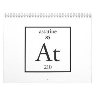 Astatino Calendarios
