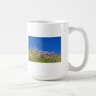 Aster Alpinus Coffee Mug