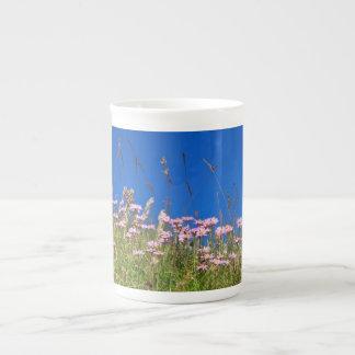 Aster Alpinus Tea Cup