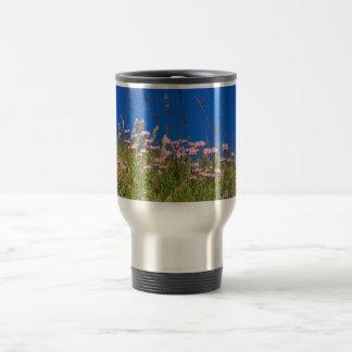 Aster Alpinus Travel Mug