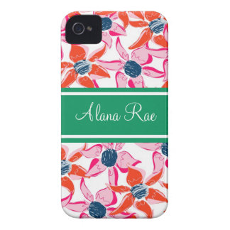 Aster iPhone 4 Cases