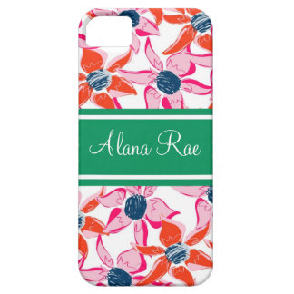 Aster iPhone 5 Cover