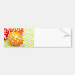 aster eggs bumper sticker