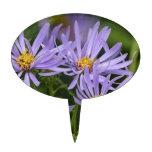 Aster Flower Decoraciones De Tartas