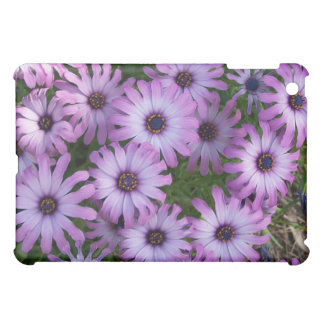 Aster Flowers iPad Case