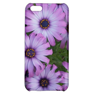 Aster Flowers iPhone 5C Case