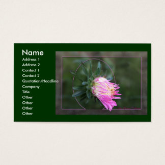 Aster Giants of California Business Card