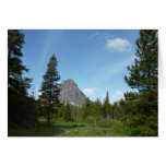 Aster Park Trail at Glacier National Park Card