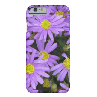 Aster Purple Yellow Green Barely There iPhone 6 Case