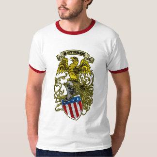 Asterik Vintage Crest Tshirt