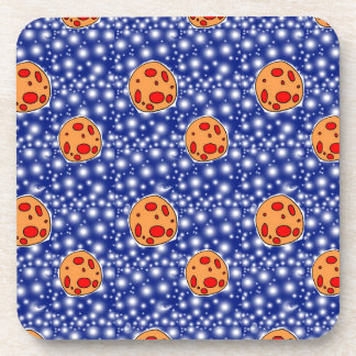 asteriods drink coaster