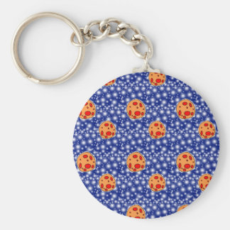 asteriods keychain