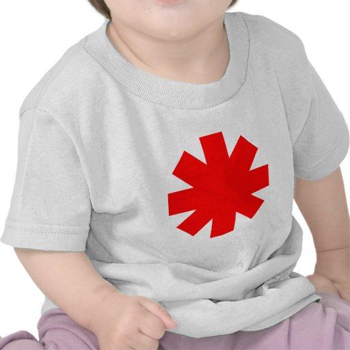 Asterisco Camiseta