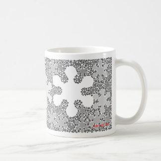 asterisco taza de café