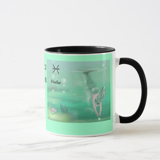 Asterisk Piscs, fish cup