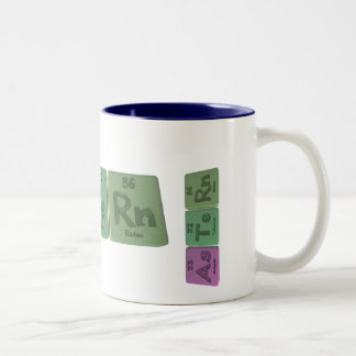 Astern-As-Te-Rn-Arsenic-Tellurium-Radon Two-Tone Coffee Mug
