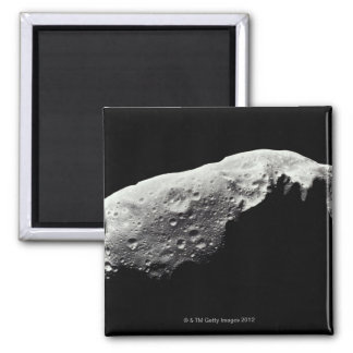 Asteroid 243 Ida 2 Inch Square Magnet