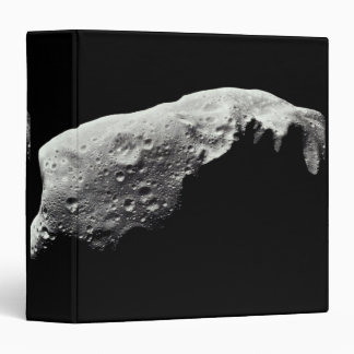 Asteroid 243 Ida 3 Ring Binder