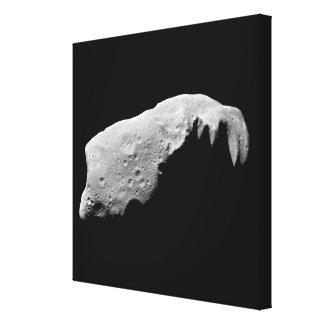 Asteroid 243 Ida Canvas Print