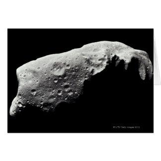 Asteroid 243 Ida Card
