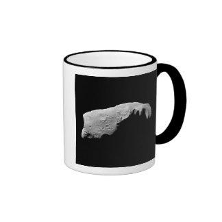 Asteroid 243 Ida Ringer Coffee Mug