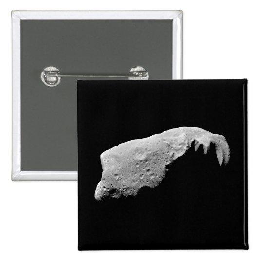 Asteroid 243 Ida Pinback Button