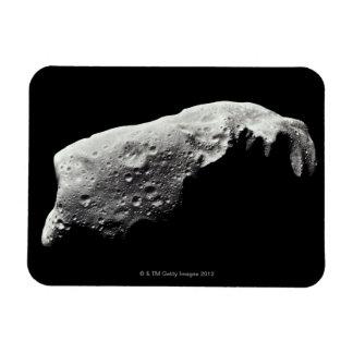 Asteroid 243 Ida Rectangular Photo Magnet