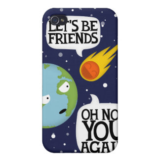 Asteroid again iPhone 4/4S cases