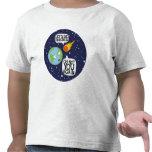 Asteroid again shirt