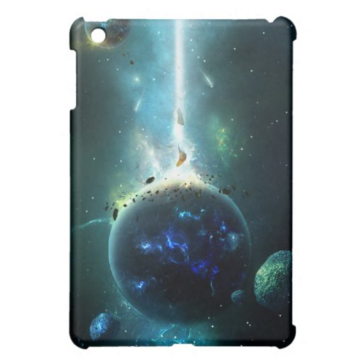 Asteroid Belt iPad Mini Covers
