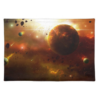 Asteroid Belt Placemat