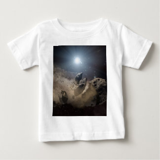 Asteroid bites the dust PIA11735 Baby T-Shirt