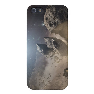 Asteroid bites the dust PIA11735 iPhone SE/5/5s Cover