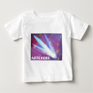 Asteroid Digital Explosion Baby T-Shirt