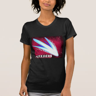 Asteroid Fiery Night Tee Shirt