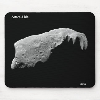 Asteroid Ida Mousepad