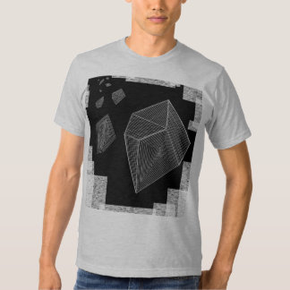 Asteroid Invade T Shirt