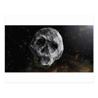 Asteroid of Doom Postcard