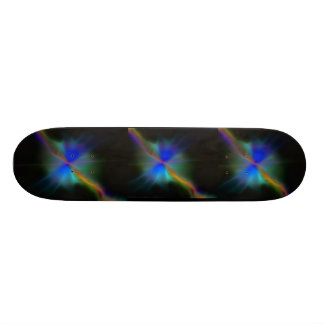 Asteroid vibrations skate board