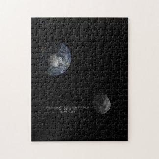 Asteroide 2012 DA14 que pasa tierra el 15 de febre Puzzle Con Fotos