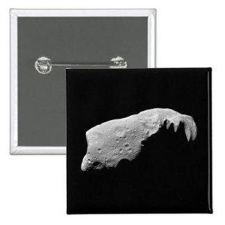 Asteroide 243 Ida Pin Cuadrado