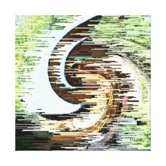 ASTEROIDE I (los 24in los x 24in) otros tamaños di Impresión En Lona Estirada